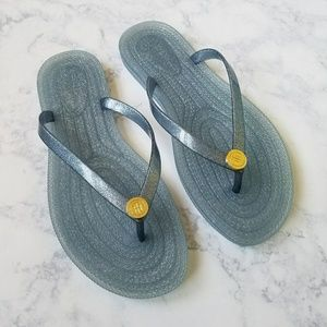050cd803f3ae Tommy Hilfiger Shoes - Tommy Hilfiger Girly Jelly Flip Flops